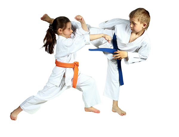 Ad For Kids Karate